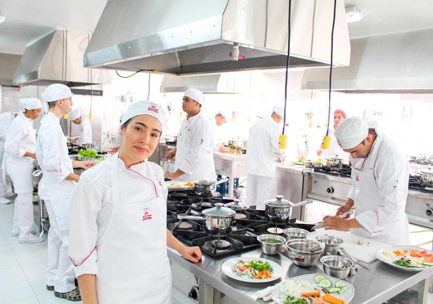 Escuela de gastronom a de medell n - Escuela de cocina ...